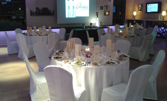 Hilton Garden Inn Krakow, Poland - Gala Events